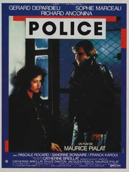 Police - 11 x 17 Movie Poster - French Style A