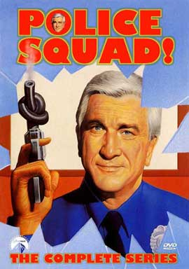 Police Squad! - 11 x 17 Movie Poster - Style A