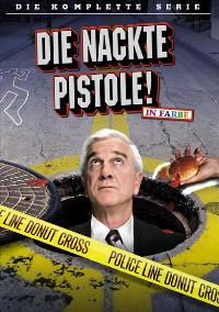 Police Squad! - 27 x 40 Movie Poster - German Style A