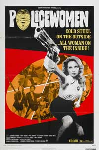 Policewomen - 11 x 17 Movie Poster - Style A