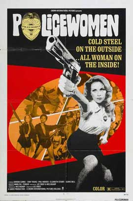 Policewomen - 27 x 40 Movie Poster - Style A