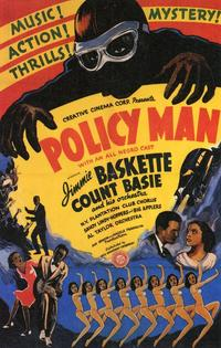 Policy Man - 11 x 17 Movie Poster - Style A