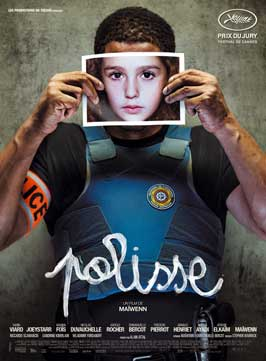 Polisse - 11 x 17 Movie Poster - French Style C