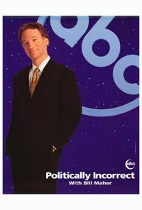 Politically Incorrect - 27 x 40 TV Poster - Style A