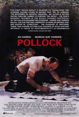 Pollock - 27 x 40 Movie Poster - Style A