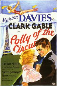 Polly of the Circus - 11 x 17 Movie Poster - Style A