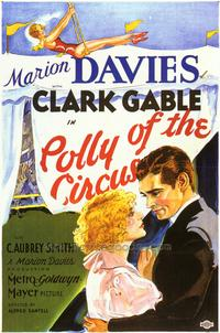 Polly of the Circus - 43 x 62 Movie Poster - Bus Shelter Style A