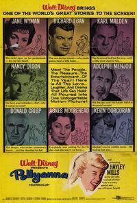 Pollyanna - 27 x 40 Movie Poster - Style A