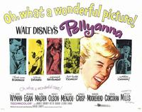 Pollyanna - 22 x 28 Movie Poster - Half Sheet Style A