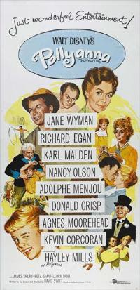 Pollyanna - 14 x 36 Movie Poster - Insert Style B
