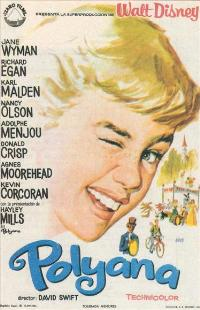 Pollyanna - 11 x 17 Movie Poster - Spanish Style A