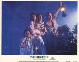 Poltergeist 2: The Other Side - 11 x 14 Movie Poster - Style G