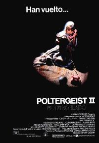 Poltergeist 2: The Other Side - 11 x 17 Movie Poster - Spanish Style A