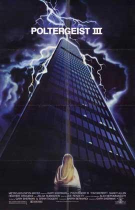 Poltergeist 3 - 11 x 17 Movie Poster - Style A