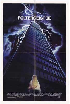 Poltergeist 3 - 27 x 40 Movie Poster - Style A