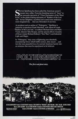 Poltergeist - 27 x 40 Movie Poster - Style C