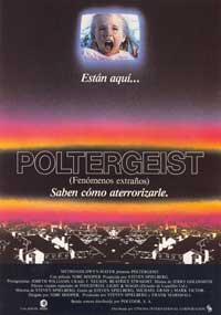 Poltergeist - 27 x 40 Movie Poster - Spanish Style A