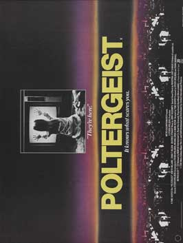 Poltergeist - 11 x 17 Movie Poster - UK Style A
