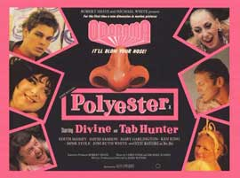 Polyester - 11 x 17 Movie Poster - Style B