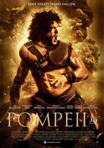 """Pompeii"" Movie Poster"