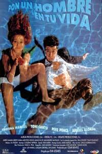 Pon Un Hombre En Tu Vida - 27 x 40 Movie Poster - Spanish Style A