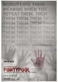 Pontypool - 43 x 62 Movie Poster - Bus Shelter Style A