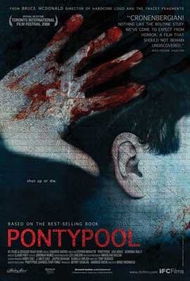 Pontypool - 27 x 40 Movie Poster - Style B