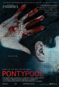 Pontypool - 43 x 62 Movie Poster - Bus Shelter Style B