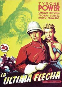 Pony Soldier - 27 x 40 Movie Poster - Spanish Style A