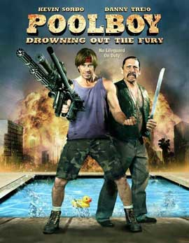 Poolboy: Drowning Out the Fury - 11 x 17 Movie Poster - Style A