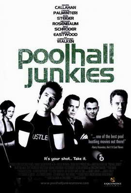 Poolhall Junkies - 11 x 17 Movie Poster - Style A
