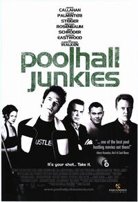 Poolhall Junkies - 43 x 62 Movie Poster - Bus Shelter Style A