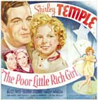 Poor Little Rich Girl - 30 x 30 Movie Poster - Style A