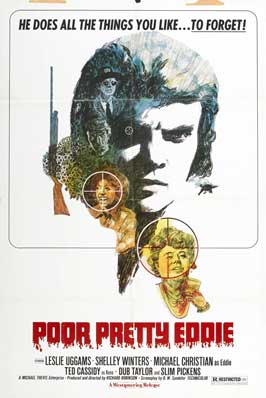 Poor Pretty Eddie - 11 x 17 Movie Poster - Style B