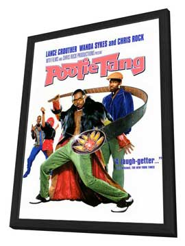 Pootie Tang - 27 x 40 Movie Poster - Style A - in Deluxe Wood Frame
