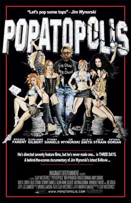 Popatopolis - 11 x 17 Movie Poster - Style A