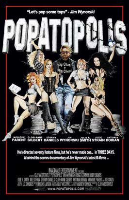 Popatopolis - 27 x 40 Movie Poster - Style A