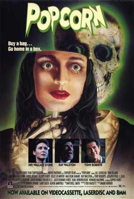 Popcorn - 11 x 17 Movie Poster - Style B