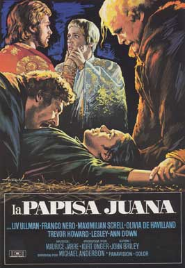 Pope Joan - 11 x 17 Movie Poster - Spanish Style B