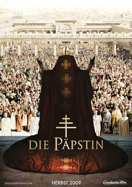 Pope Joan - 11 x 17 Movie Poster - German Style A