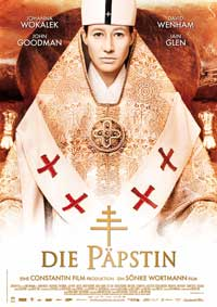 Pope Joan - 27 x 40 Movie Poster - German Style A