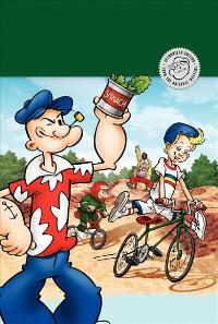 Popeye and Friends - 27 x 40 Movie Poster - Style B