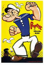 Popeye - 27 x 40 Movie Poster - Style A