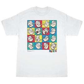 Popeye - Color Block T-Shirt