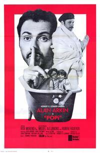 Popi - 11 x 17 Movie Poster - Style A