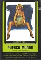 Porco mondo - 27 x 40 Movie Poster - Spanish Style A