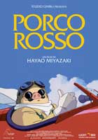 Porco Rosso - 11 x 17 Movie Poster - Italian Style A
