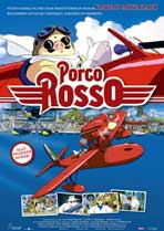 Porco Rosso - 11 x 17 Movie Poster - Norwegian Style A