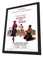 Porgy & Bess - 27 x 40 Movie Poster - Style A - in Deluxe Wood Frame