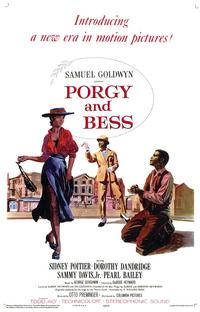 Porgy & Bess - 43 x 62 Movie Poster - Bus Shelter Style A